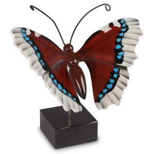 vlinder urn koningsmantel