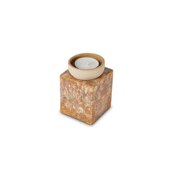 urn met theelichtje
