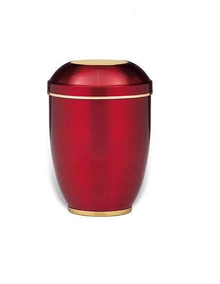 metalen urn 0837